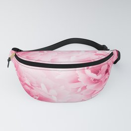 Light Red Peonies Dream #1 #floral #decor #art #society6 Fanny Pack