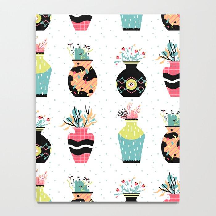 Vase Notebook