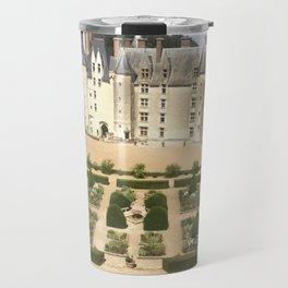 French Medieval Castle Travel Mug
