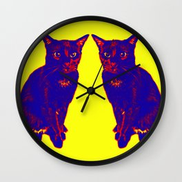 Moses RBY Wall Clock