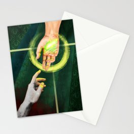 Dragon Age Inquisition - Hope Stationery Cards