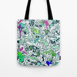 Kamasutra LOVE - Forest Green Tote Bag