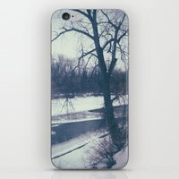 indiana iPhone & iPod Skins featuring Indiana by Mt Zion Press