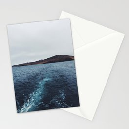Thoughts from a ferry Stationery Cards