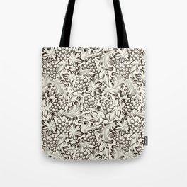 Vine seamless background Tote Bag