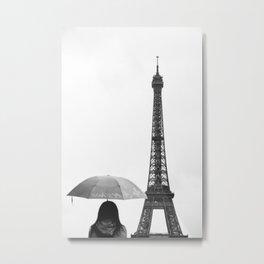 Parapluie  Metal Print