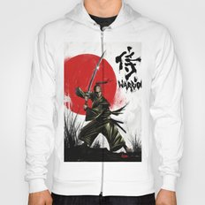 Samurai Warrior Hoody