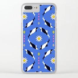 Las Toninas II Clear iPhone Case