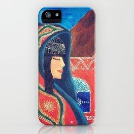 Balqees Alyemen iPhone Case