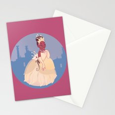 The Princess of the Frogs Stationery Cards