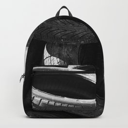 Tires on Tires Backpack