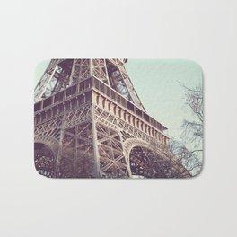 Daydreams at the Eiffel Bath Mat