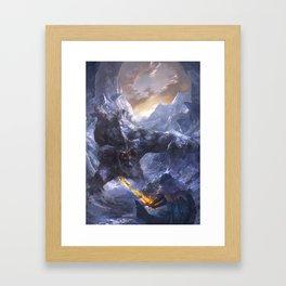 LW 03 Framed Art Print