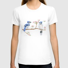 Hope and Courage by Teresa Thompson T-shirt