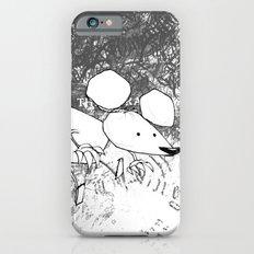 minima - deco mouse Slim Case iPhone 6s