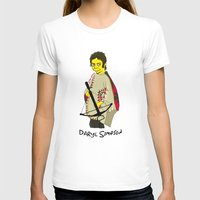 daryl T-shirts featuring Daryl Simpson by sara banu