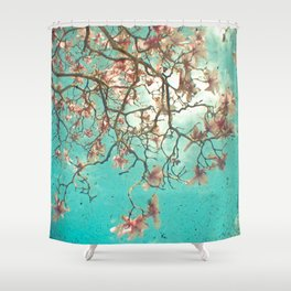 The Hanging Garden Shower Curtain