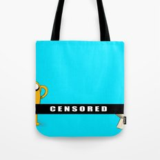 Hey, we all have our own ways Tote Bag