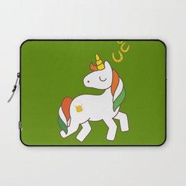 St. Patrick's Day Unicorn 2 Laptop Sleeve