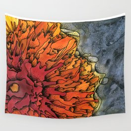 Fruits of Passion Wall Tapestry