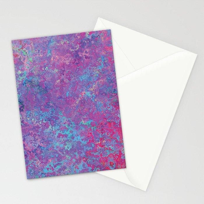 Acid Wash Stationery Cards