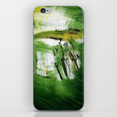 Green Acres iPhone & iPod Skin