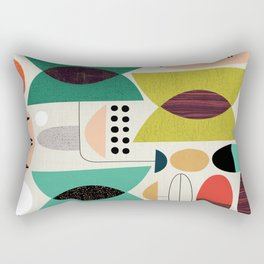 Spring Fling Rectangular Pillow