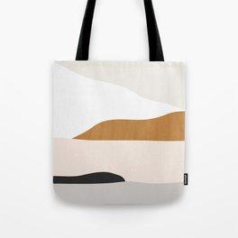 Minimal Art Landscape 2 Tote Bag