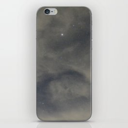 The mysteries of the cosmos iPhone Skin