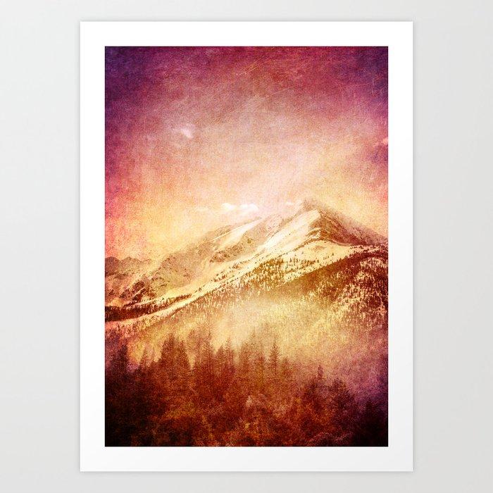 Whisperer of Dreams Art Print