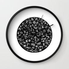 poussière Wall Clock