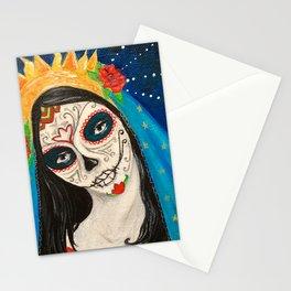 Mary Muerta Stationery Cards