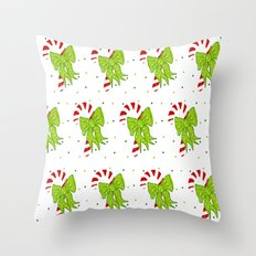 Happy Holidays To You Throw Pillow