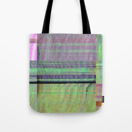 Tuesday 15 October 2013: Looked closely enough, the patterns will confound. Tote Bag