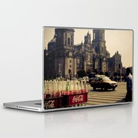 mexico Laptop & iPad Skins featuring mexico by petervirth photography