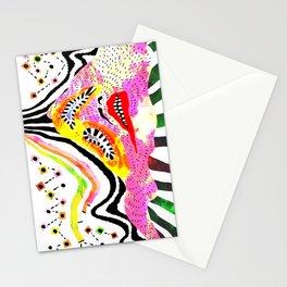 """Melophobia"" by Steven Fiche Stationery Cards"