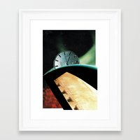 food Framed Art Prints featuring food» by tareco