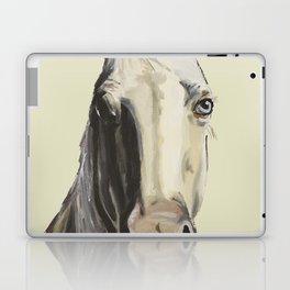 Farm Animal Art, Horse Art Laptop & iPad Skin