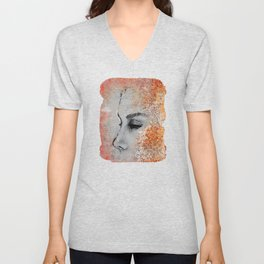 Emptiness (or... to make you happy) Unisex V-Neck
