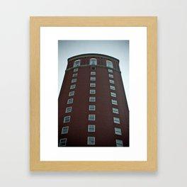 Bricks of the Biltmore Framed Art Print