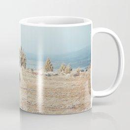 Oregon Wilderness Horses Coffee Mug