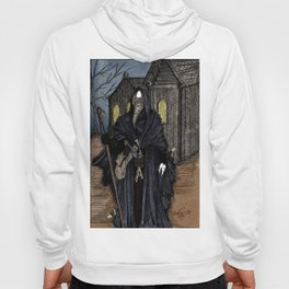 the Plague Doctor Hoody
