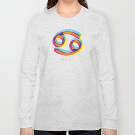 Cancer ~ Zodiac Long Sleeve T-shirt