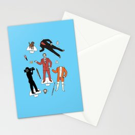 Cut It Out: Ron Burgundy Stationery Cards