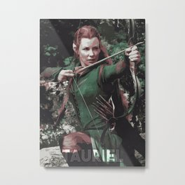 Elf Metal Print