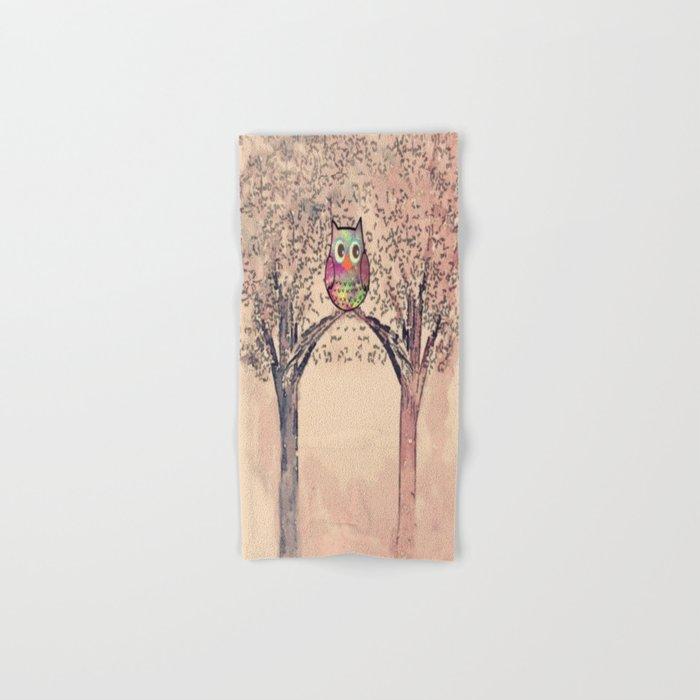 owl-245 Hand & Bath Towel