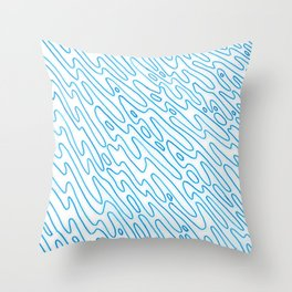 Ocean Serenity Throw Pillow