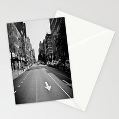 Get On Down The Road Stationery Cards