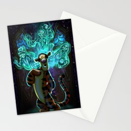 Tigz Surprise by Topher Adam 2017 Stationery Cards
