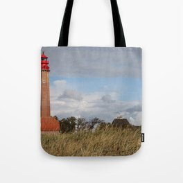 Lighthouse Flügge Tote Bag